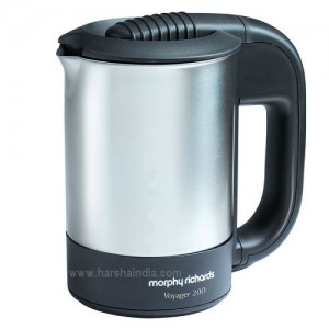 Morphy Richards Electric Kettle 0.5L Voyager 200