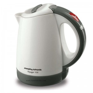 Morphy Richards Electric Kettle 0.5L Voyager 100