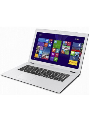 Acer Laptop E5-573G 4G i3-4005/4GB/1TB/2GB/WIN8.1 White