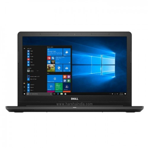 Dell Laptop 3567 I3-7020U/4GB/1TB/INT/Win 10