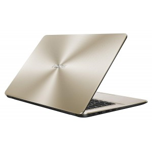 ASUS LAPTOP X505ZA-EJ509T R5/8GB/1TB-V8/W10 GOLD METAL