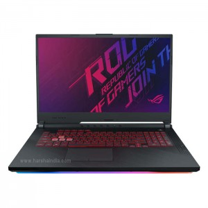 Asus Gaming Laptop ROG G731GT-AU006T I7/16GB/1TB+256GB/4GB/Win 10(SO)