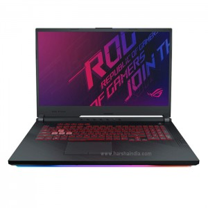 Asus G731GT-AU059T Gaming Laptop ROG  I7-9750H/4GB/16GB/1TB PCIE SSD/Win 10