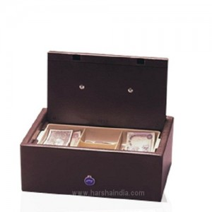 Godrej Cash Box + Coin Tray