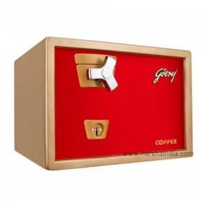 Godrej Locker Premium Coffer V1 Red