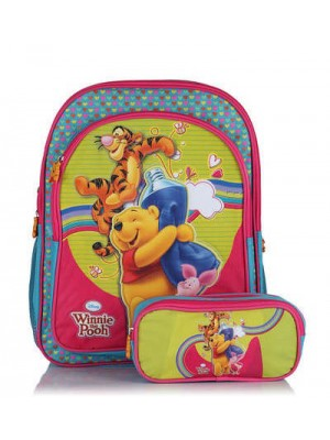 Pooh School Bag WTP With Friends 16 AGKRBG1046658