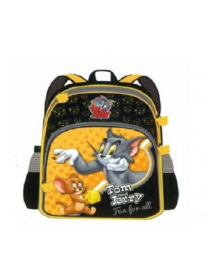 Tom & Jerry School Bag 18 Black AGKRBG1047499