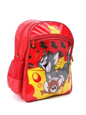 Tom & Jerry School Bag 16 Red AGKRBG1047230