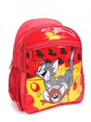 Tom & Jerry School Bag 14 Red AGKRBG1047231