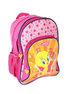 Tweety School Bag 14 Pink AGKRBG1046310