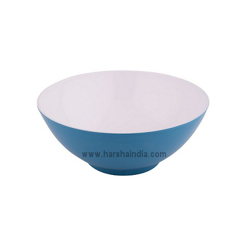 Borosil Melamine Ware Serving Bowl Benito New Blue