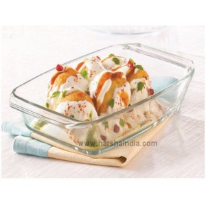 Borosil INT Rectangular Dish 1.5L