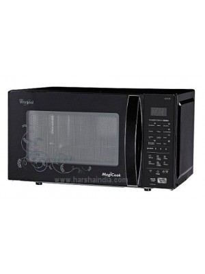 Whirlpool Microwave Oven Convection 20L Magicook Elite Black