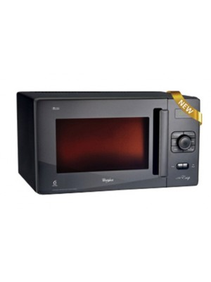 Whirlpool Microwave Oven Convection 25L Crips Black