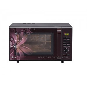 LG Microwave Oven Convection 28L MC2886BRUM Silver