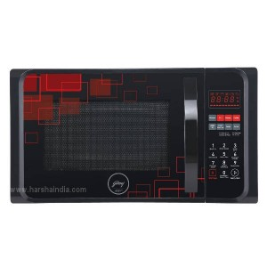 Godrej Microwave Oven Convection 23L GME 723 CF3 PM Black Matrix