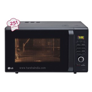 LG Microwave Oven Convection 28L MC2886BFUM