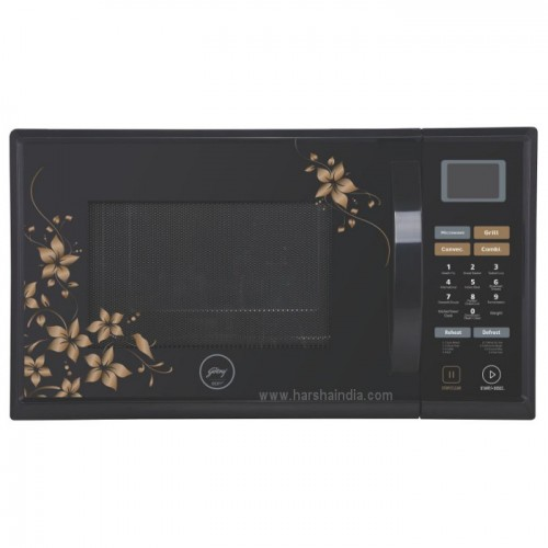 Godrej Microwave Oven Convection 20L GME 720 CF1 PM Golden Orchid