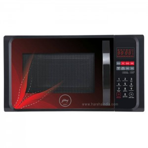 Godrej Microwave Oven Convection 23L GME723 CF2 PM Red Floral