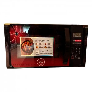 Godrej Microwave Oven Convection 23L GME 723 CF3 PM Red Daisy