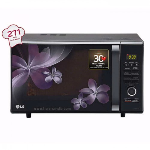 LG Microwave Oven Convection 28L MC2886BPUM