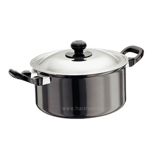 Hawkins Non Stick Stew Pot 3L Q33 With Lid