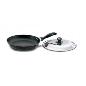 Hawkins Non Stick Deep Fry Pan Induction Base 26CM IQ21 With Lid