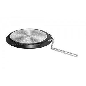 Hawkins Non Stick Flat Tawa Induction Base 26CM IQ45