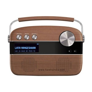 Saregama Caravaan Digital Music Player Brown