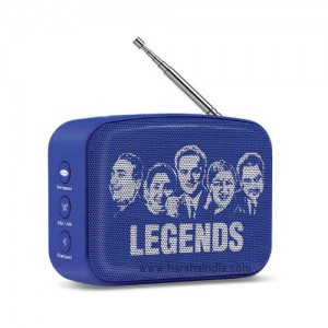 Saregama Carvaan Digital Music Player Mini 2.0 Regal Blue