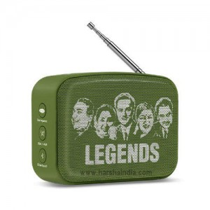 Saregama Carvaan Digital Music Player Mini 2.0 Sapphire Green