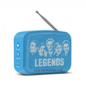 Saregama Carvaan Digital Music Player Mini 2.0 Skyline Blue