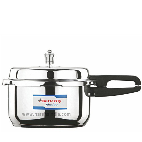 Butterfly Pressure Cooker SS 3L Blueline