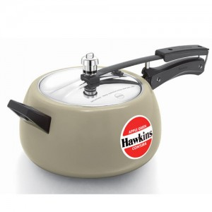 Hawkins Pressure Cooker Ceramic Contura 5L CAG50 Apple Green