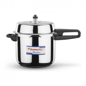 Butterfly Pressure Cooker Stainless Steel Blueline 10L