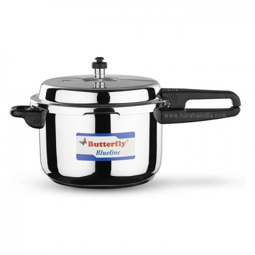 Butterfly Pressure Cooker Stainless Steel Blueline 7.5L