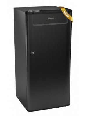 Whirlpool Refrigerator Direct Cool 190 SD 205 Genius Classic Plus 4S Black Titanium