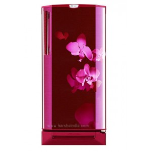 Godrej Refrigerator Direct Cool 190 SD EDGE DIGI 190 PDS 3.2 Orchid Wine