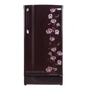 Godrej Refrigerator Direct Cool 185 SD RD EDGE 185 E3H 2.2 Neo Orchid Wine
