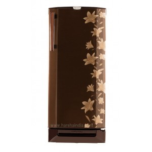 Godrej Refrigerator Direct Cool 190 SD EDGE PRO 190 PDS 3.2 Jasmine Brown