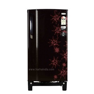 Godrej Refrigerator Direct Cool 185 SD RD EDGE SX 185 CTS 2.2 Berry Bloom