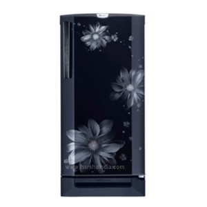 Godrej Refrigerator Direct Cool 190 SD EDGE PRO 205 TDI 5.2 Pearl Black
