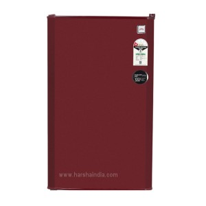 Godrej Refrigerator Direct Cool 114 SD Champ 114 WRF 1.2 Wine Red