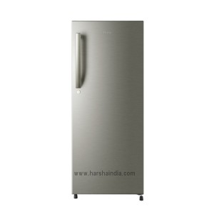 Haier Refrigerator Direct Cool 195 SD HRD-1954CBS Brushline Silver