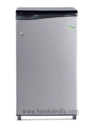 Videocon Refrigerator Direct Cool 80 SD VC090PSH Silver Hair Line