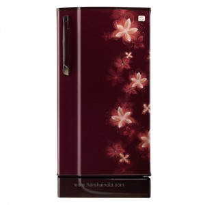Godrej Refrigerator Direct Cool 185L EDGE 200 TDF 3.2 Galaxy Wine