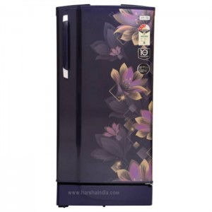 Godrej Refrigerator Direct Cool 190L RD Edge 205 TAF 3.2 Noble Purple
