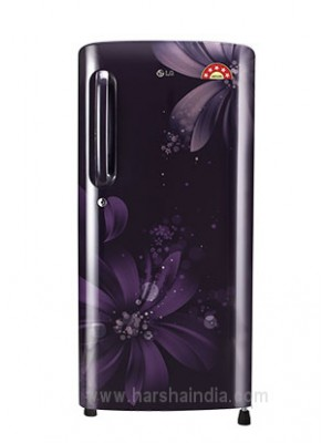 Lg Refrigerator Direct Cool 190 SD GL-B201APAN Purple Aster