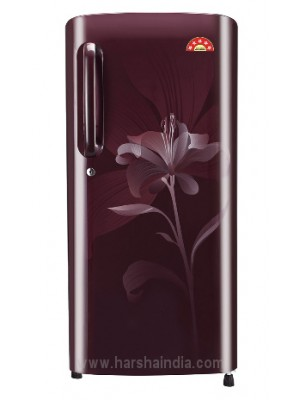 LG Refrigerator Direct Cool 190 SD GL-B201ASLN Scarlety Lilly