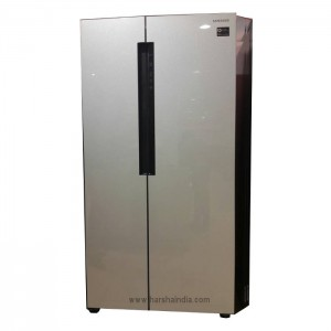 Samsung Refrigerator Frost Free 674 SBS RS62K6007FG/TL Starry Gold